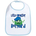 Little Monster Bernard Bib
