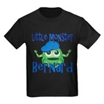 Little Monster Bernard Kids Dark T-Shirt