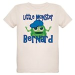 Little Monster Bernard Organic Kids T-Shirt