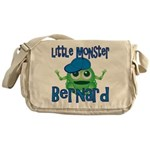 Little Monster Bernard Messenger Bag