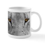 Lion Eyes Mug