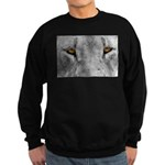 Lion Eyes Sweatshirt (dark)