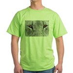Lion Eyes Green T-Shirt