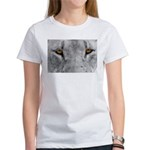 Lion Eyes Women's T-Shirt