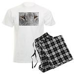 Lion Eyes Men's Light Pajamas