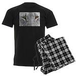 Lion Eyes Men's Dark Pajamas