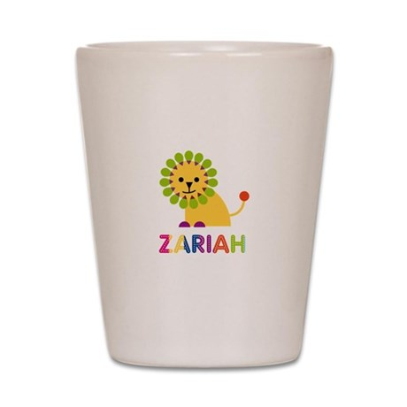 Zariah the Lion Shot Glass