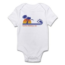 Santa Monica Infant Bodysuit