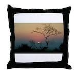 Phinda Sunset Throw Pillow
