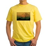 Phinda Sunset Yellow T-Shirt