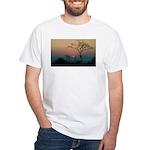 Phinda Sunset White T-Shirt