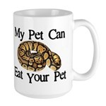 My Pet Can Eat Your Pet Large Mug