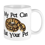 My Pet Can Eat Your Pet Small Mug