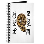My Pet Can Eat Your Pet Journal