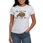 My Pet Can Eat Your Pet Women's T-Shirt