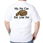 My Pet Can Eat Your Pet Golf Shirt