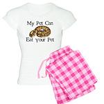 My Pet Can Eat Your Pet Women's Light Pajamas