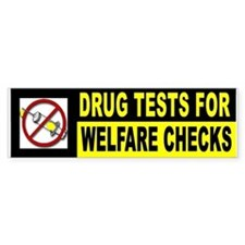TEST BEFORE PAYMENT Bumper Sticker