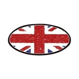BRITISH FLAG Patches