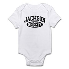 Jackson Heights Infant Bodysuit