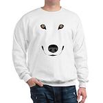 Wolf Face Sweatshirt