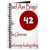 Bad Ass Bingo 42 Journal