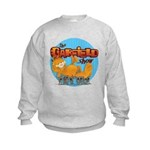 Garfield Show Logo Kids Sweatshirt