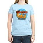 Garfield Show Logo Women's Light T-Shirt