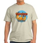 Garfield Show Logo Light T-Shirt