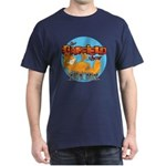 Garfield Show Logo Dark T-Shirt