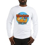 Garfield Show Logo Long Sleeve T-Shirt