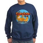 Garfield Show Logo Sweatshirt (dark)