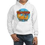 Garfield Show Logo Hooded Sweatshirt