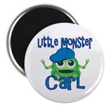 Little Monster Carl Magnet