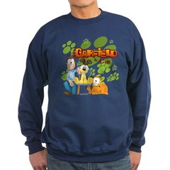 Garfield & Cie Logo Sweatshirt (dark)