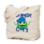 Little Monster Cory Tote Bag
