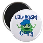 Little Monster Cory Magnet