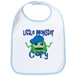 Little Monster Cory Bib