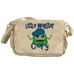 Little Monster Cory Messenger Bag