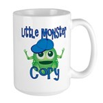 Little Monster Cory Large Mug