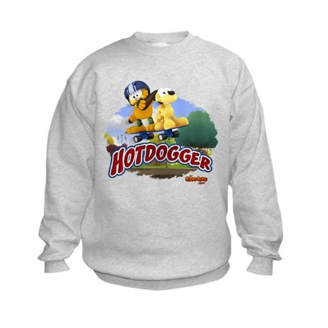 Hotdogger Kids Sweatshirt
