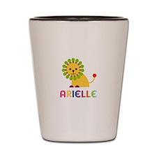 Arielle the Lion Shot Glass