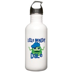 Little Monster Dale Stainless Water Bottle 1.0L