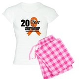 20 Year Leukemia Survivor pajamas