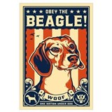 Obey the Beagle! American