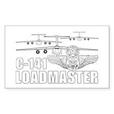 C-141 Loadmaster Decal