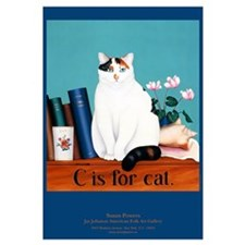 """C is for Cat"""