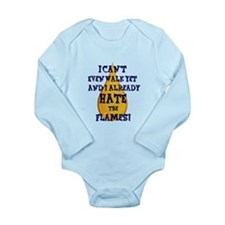 Unique Edmonton alberta Long Sleeve Infant Bodysuit
