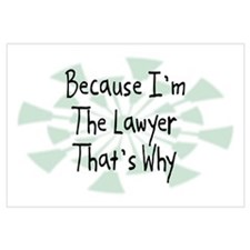 Because Lawyer