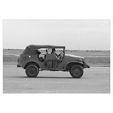 WWII Staff Car